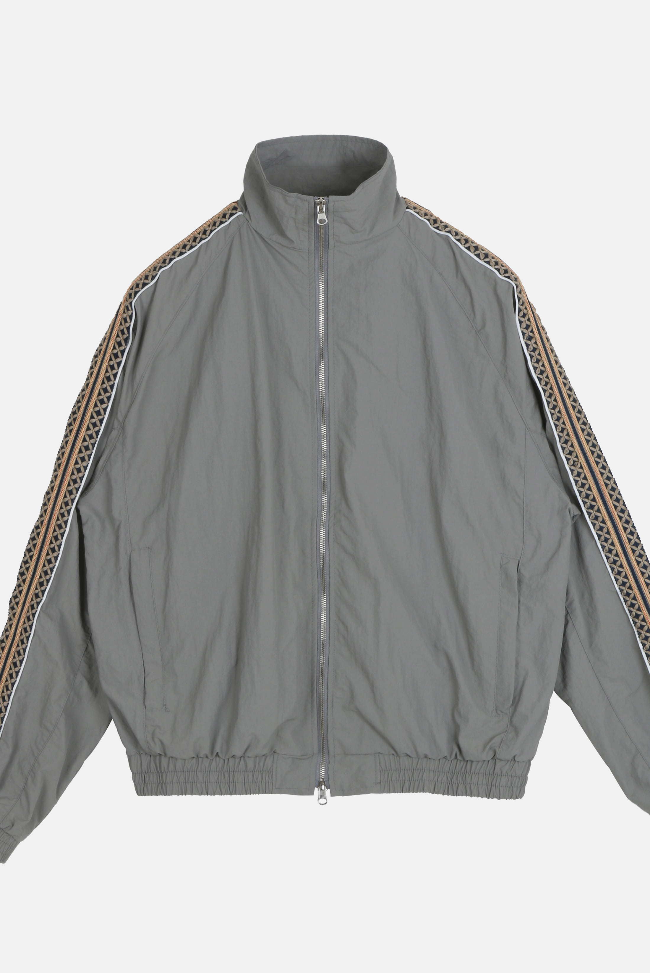 Ethnic Nylon_Track Jacket