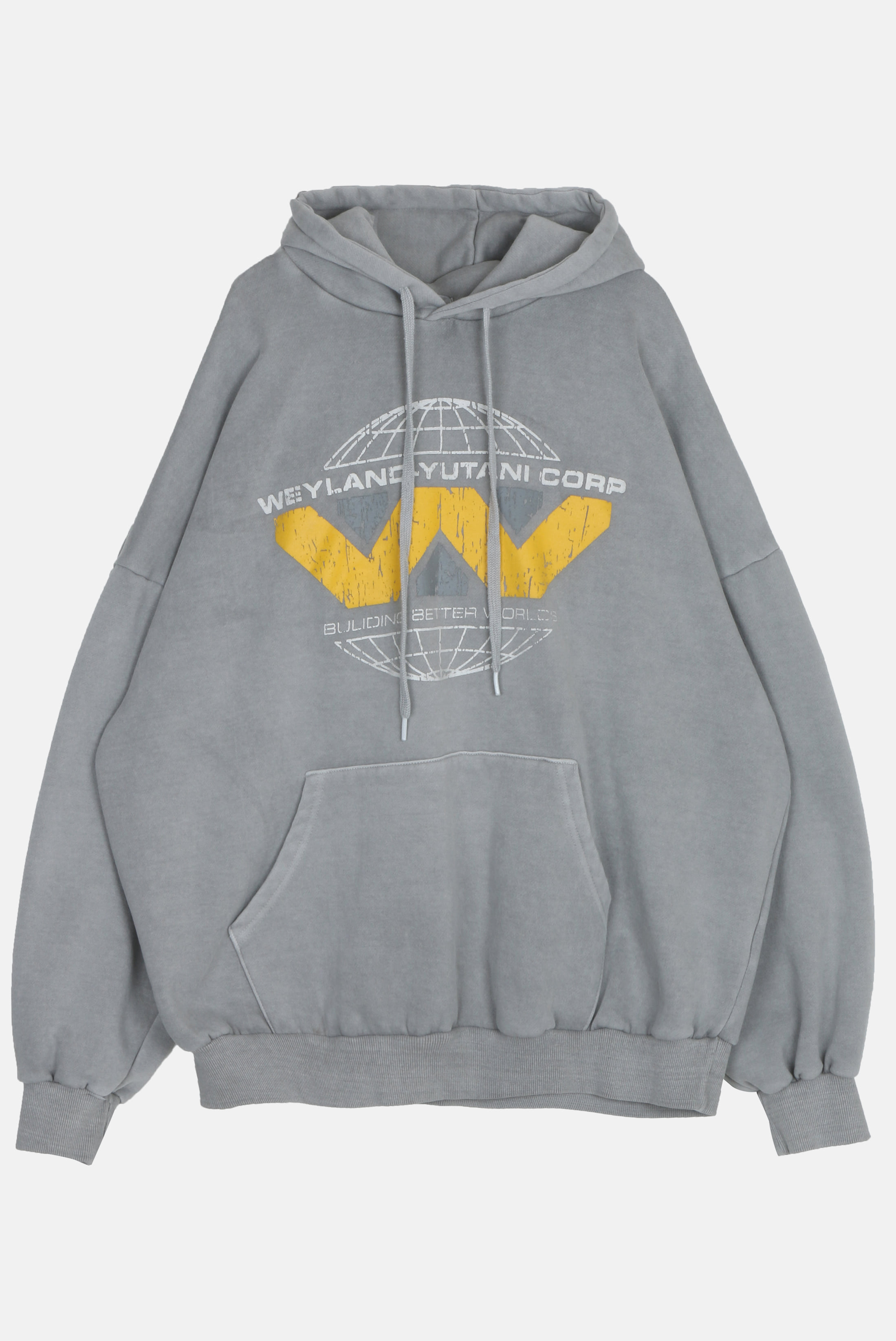 WorldDying Warm Box_Hoodie