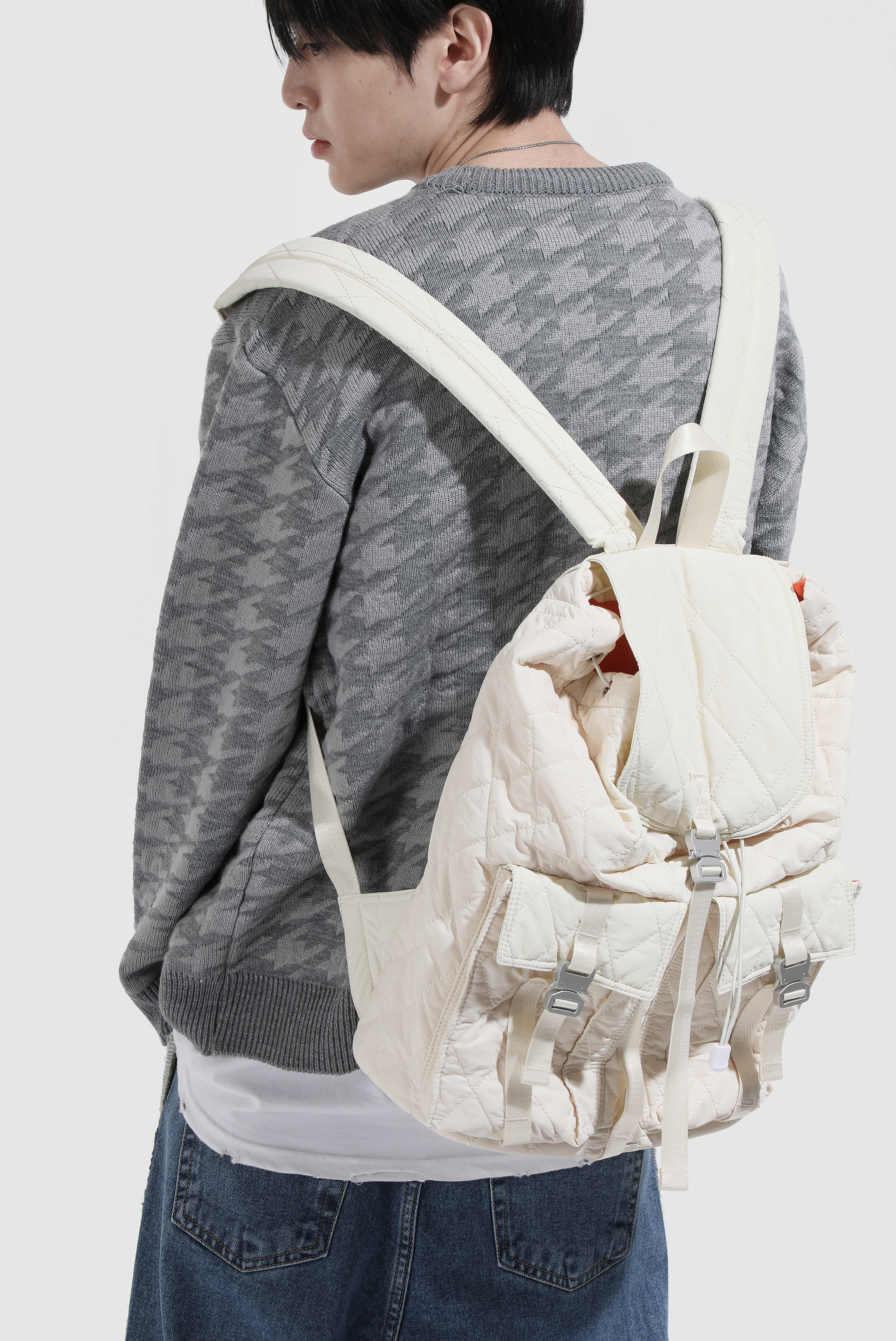 Quilting_Embo Bag_Pack