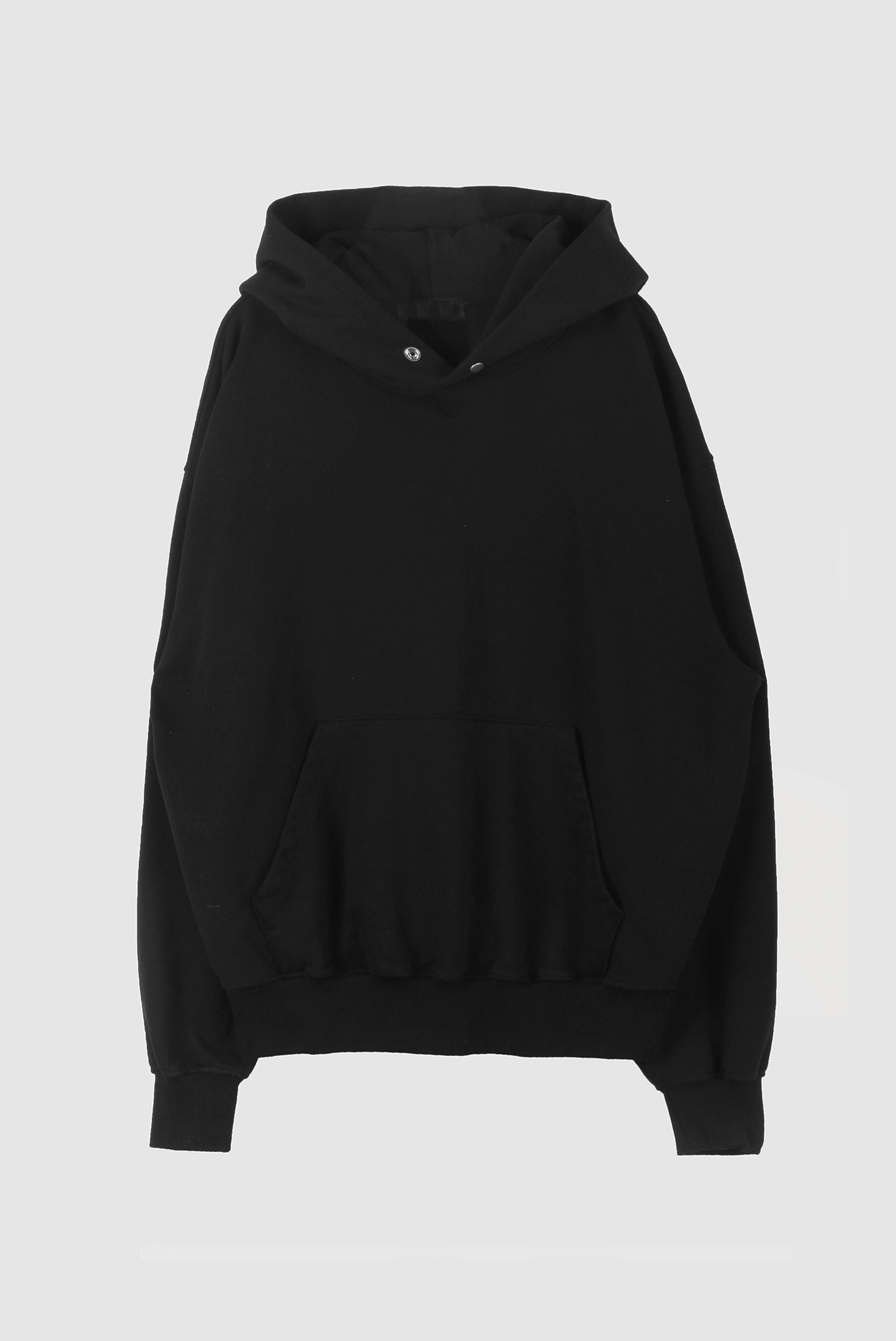 Button_Snap Hard Hoodie