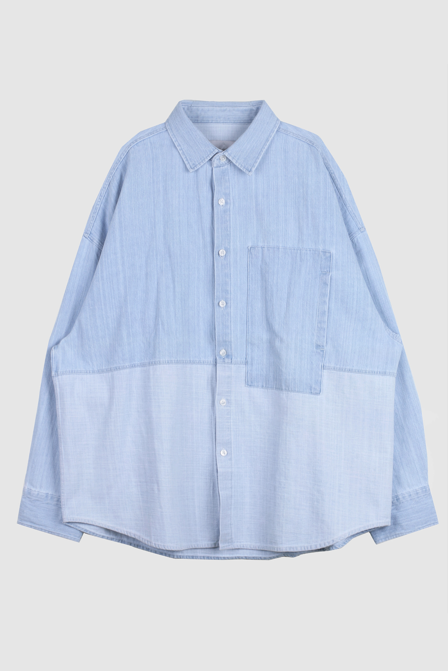 Section_Washing Over Shirt