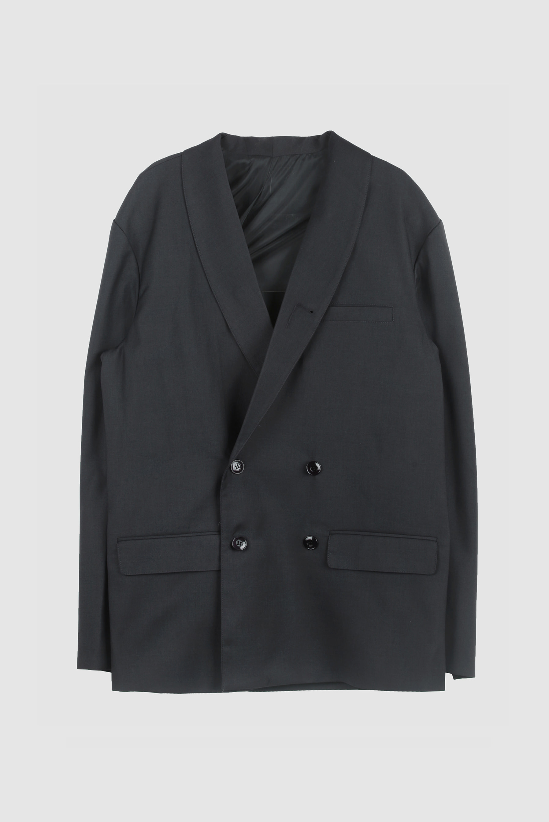 Shoulder_Loose Double_Jacket