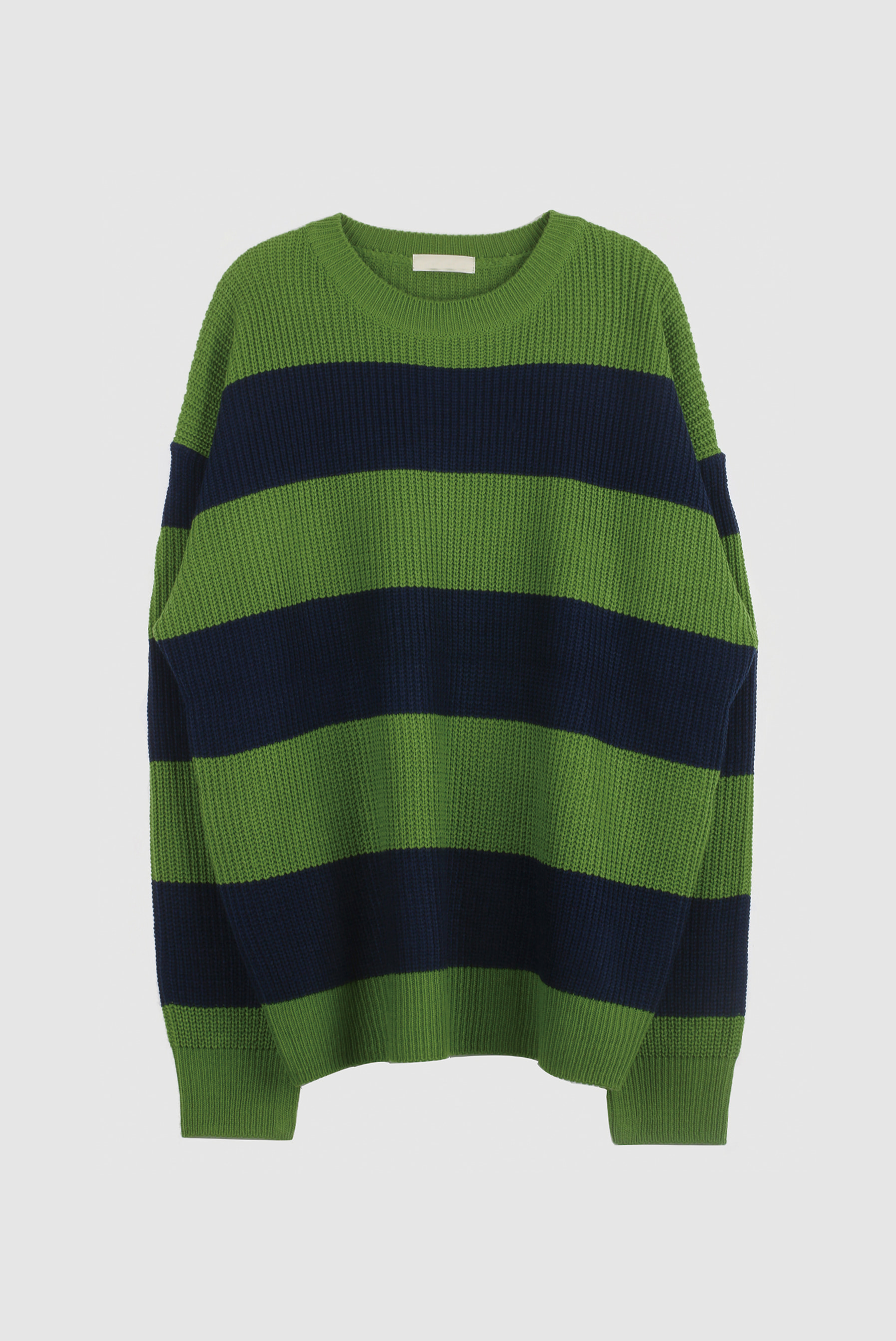 Fra Thick_Stripe Knit