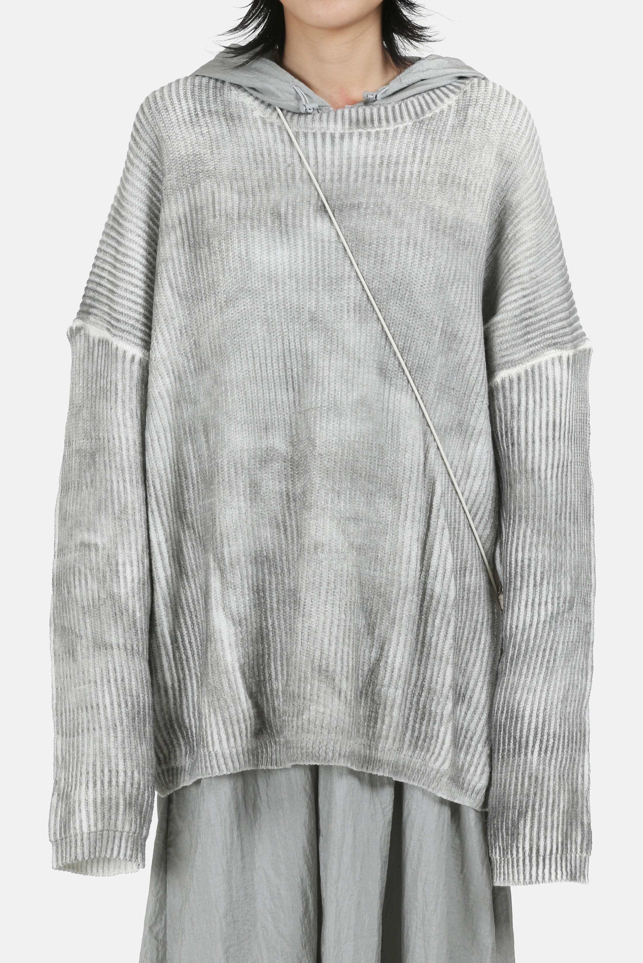 Vintage Ribbed Washing_Knit