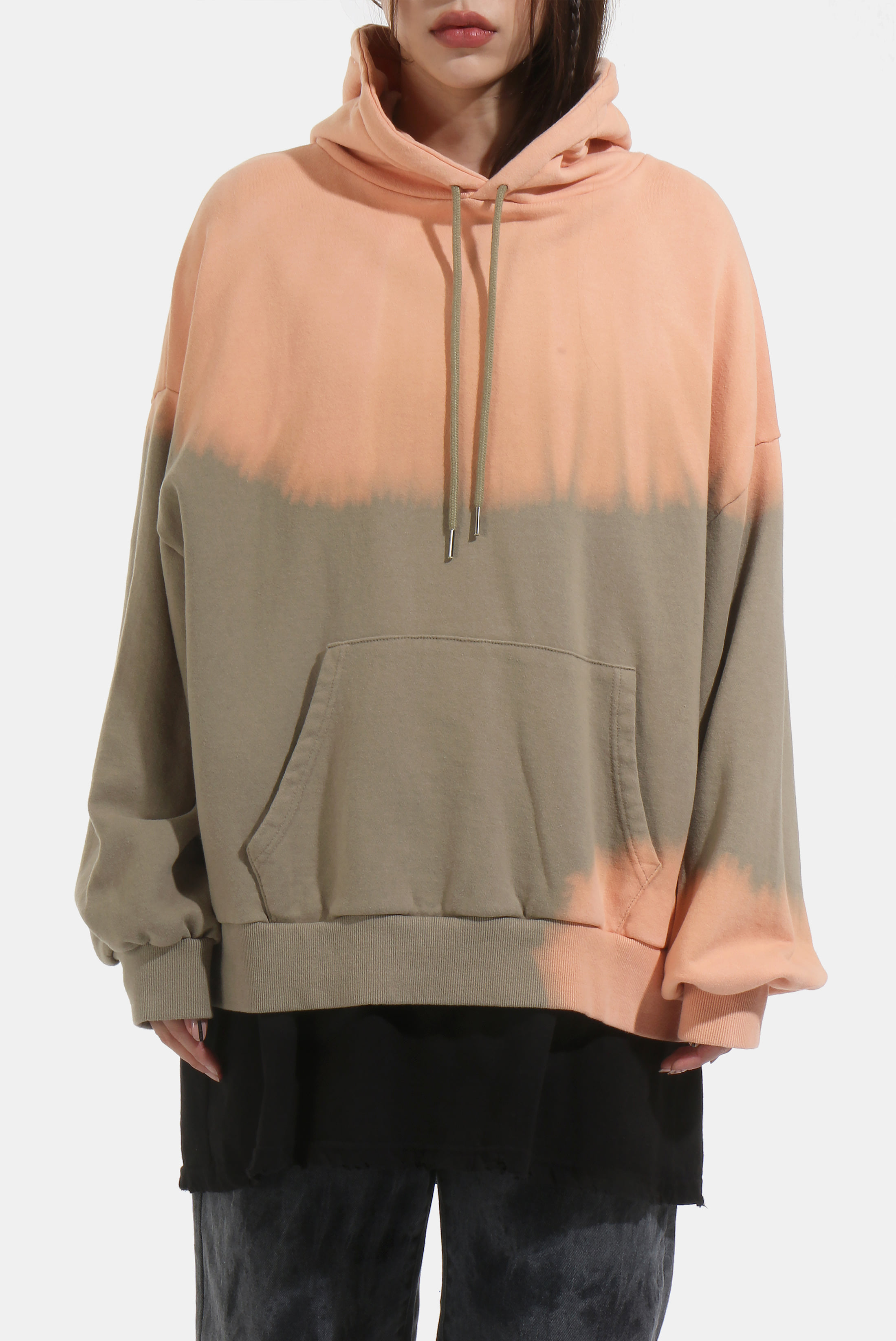Step_Dying Washed_Hoodie