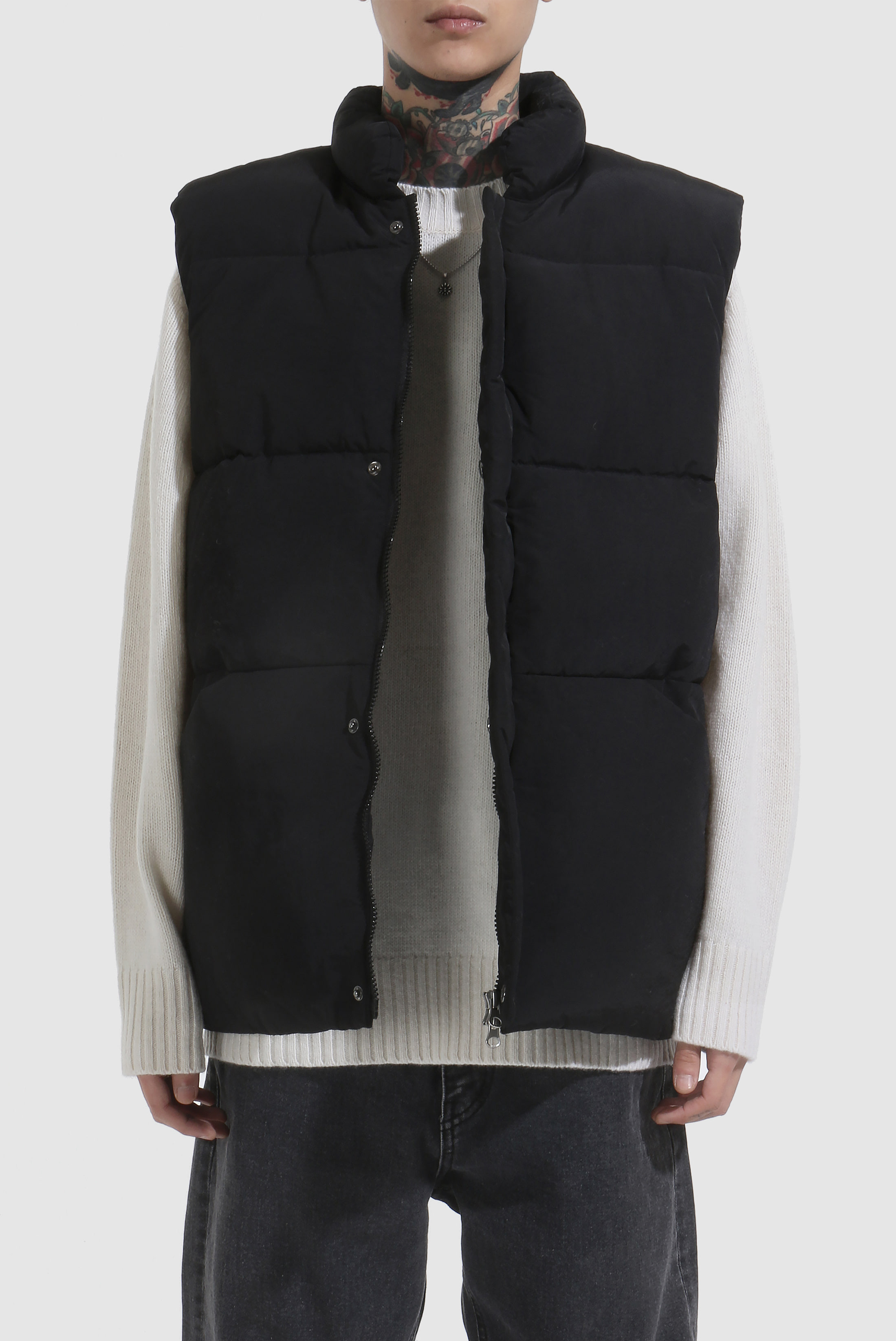 Volum_Padding Vest_Jacket