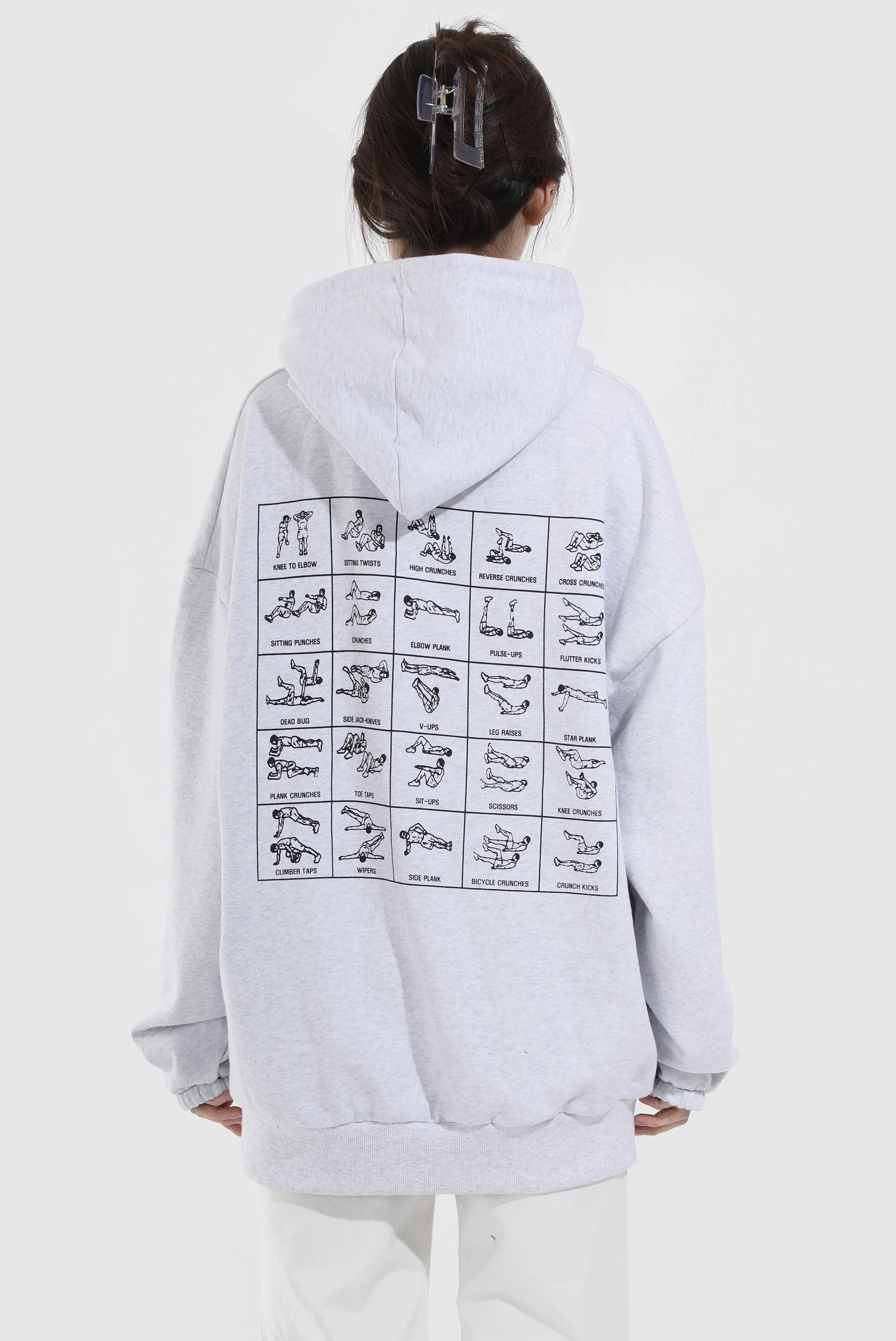 Health_Washing Over Hoodie