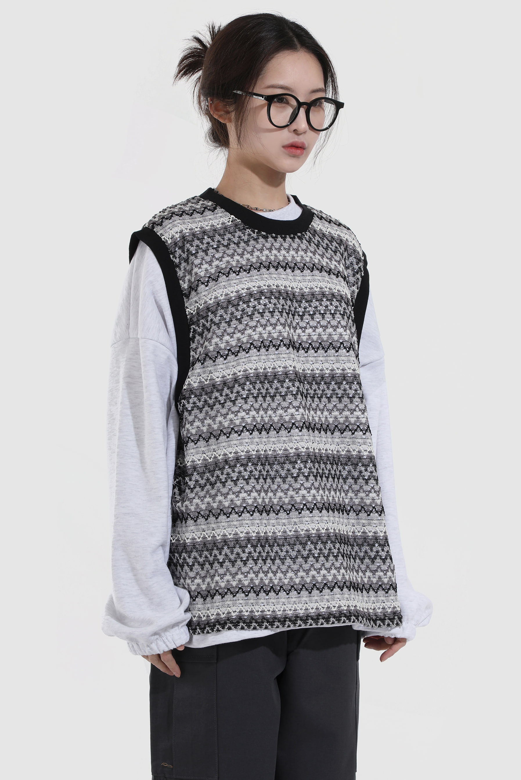 High_Nen Knit_Vest